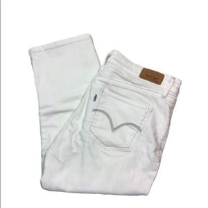 Levi's Demi Curve Classic Capri Jeans